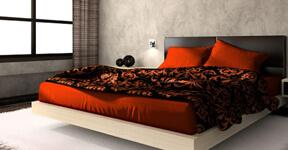 Curățenie de întreținere în dormitor